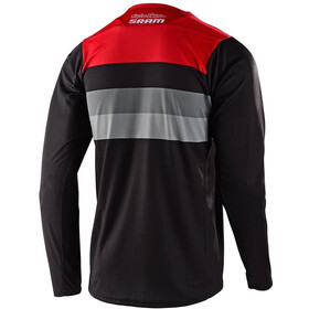 Troy Lee Designs Skyline LS Jersey sram black/red